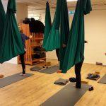 Yoga op de werkvloer YogaRelax yogadoek
