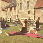 buiten yoga Renaissance