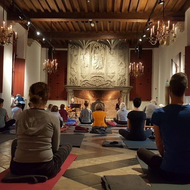 Yoga in Renaissance