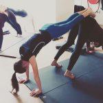 ouder kind Yoga YogaRelax
