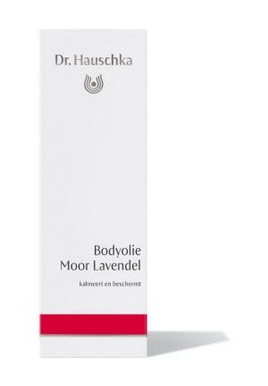 Bodyolie Moor Lavendel doos hauschka yogarelax