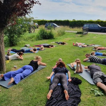 YogaRelax Workshop